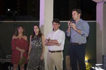 Moeuma Costa, Renata Santos, Ricardo Ary e Fabio Albuquerque