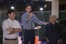 Ricardo Ary, Fabio Albuquerque e Fabian Sales