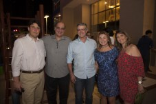Ricardo e Walder Ary, Tony e Jakeline Teixeira, Moeuma Costa _