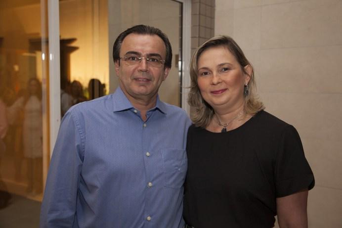 Whashington Bezerra e Renata Santiago