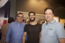 Aristenio Canamary, Vitor e Ricardo Lopes