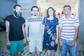 Celestino, Junho Pimenta, Ana Ceclilia Soares e Luis Freire