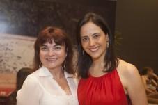 Cristhiane Leite e Romina Frota