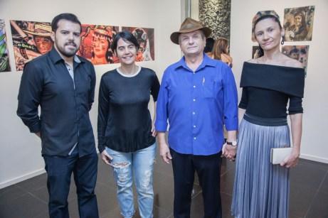 Eduardo Oliveira, Elisabet Guaibara, Carlos e Eva Macedo (2)