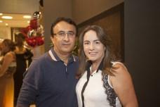 Fernando e Rachel Falcão