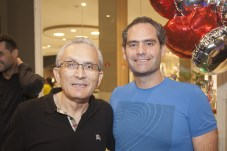 Manoel Luiz Alves e Tasso Melo