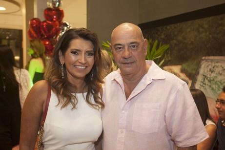 Marcia e Fernando Travessoni