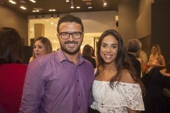 Philipe Maia e Luiza Freitas