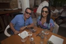 Alexandre Rodrigues e Natalia Souza