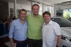 Aguimar Ferreira, Adriano Nogueira e Lewton Monteiro-2