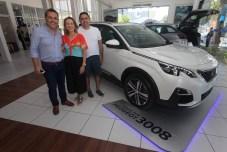 Aguimar Ferreira, Luiza Lacerda e Assis Bezerra