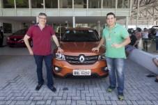 Alexandre Leão e Alex Moura