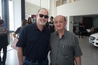 Antonio Marques e Renato Bomfim