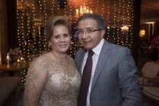 Consuelo Oliveira e Marcos Vinicius