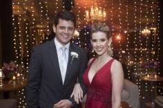 Eduardo Ibraim e Laura Cespede