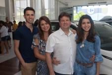 Eduardo, Rachel, Lewton e Thais Monteiro-2