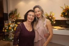Eliane Picanço e Carmen Rangel