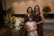 Eliane, Vanessa e Juliana Picanço