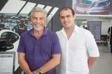 Eugenio Pontes e Eduardo Weimar