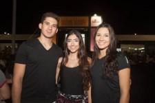 Gabriel Vieira, Marina e Camilli Levy