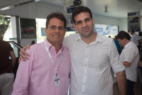 Henrique Paraiso e Igor FeitosaCR2