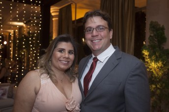 Juliana e Andre Sobral