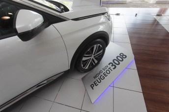 Lançamento do Peugeot 3008 na Belfort