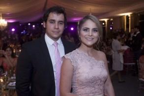 Luiz Rosa e Enka Menescal