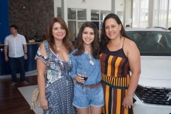 Rachel e Thais Monteiro, Fernanda Teixeira