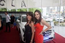Raquel Machado e Nicole Vasconcelos