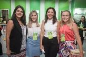 Renata Teixeira, Roberta Martins, Cristina Sleiman e Emilia Nogueira