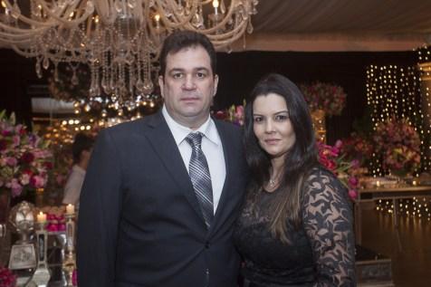 Ricardo e Sarah Brandão