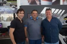Rodrigo Carvalho, Patriolino Dias e Evandro Colares-2
