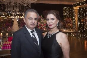 Silvio Ruy e Monica Almeida