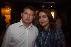 Alexandre Modesto e Aline Oliveira