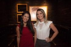Bruna Sereno e Jessica Alves