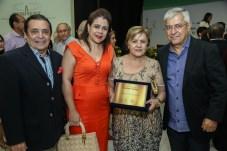 Carlos e Flavia Castelo , Lucilia e Paulo Cesar Norões