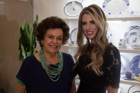 Constança Távora e Raquel Macedo