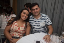 Debora Freitas e Jose Costa