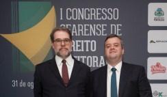 Dias Toffoli e Leonardo Vasconcelos