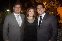 Edson Neto, Isabella Ney e Pipo