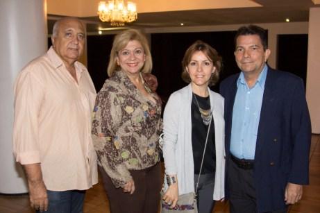 Epitacio Vasconcelos, Priscila Cavalcanti, Circe Jane e Fernando Castro Alves (1)
