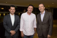 Erick Vasconcelos, Darlan Leite e Philippe Godefroit (1)