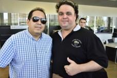 Fabio Sales e Leonardo Padilha