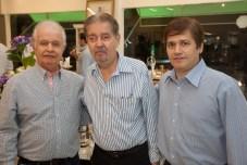 Francisco Teles, Paulo Andre Brasil, Valter Teles