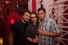 Henrique Cardoso, Flavia Castelo e Felipe Mesquita