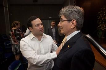 Igor Queiroz Barroso e José Augusto Bezerra