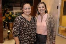 Jaqueline Lopes e Renata Santiago