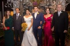Joao e Marcia Mendes, Larissa Ximenes e Newton Basto, Cristine e Newton Basto
