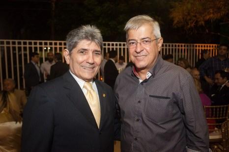 José Augusto Bezerra e Pc Norões